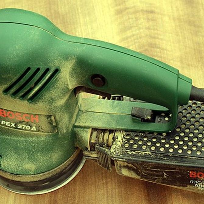 La importancia del lijado en el proceso de restauración de muebles