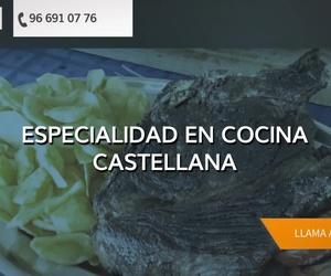 Cocina castellana en Elche / Elx | Restaurante Las Palomas