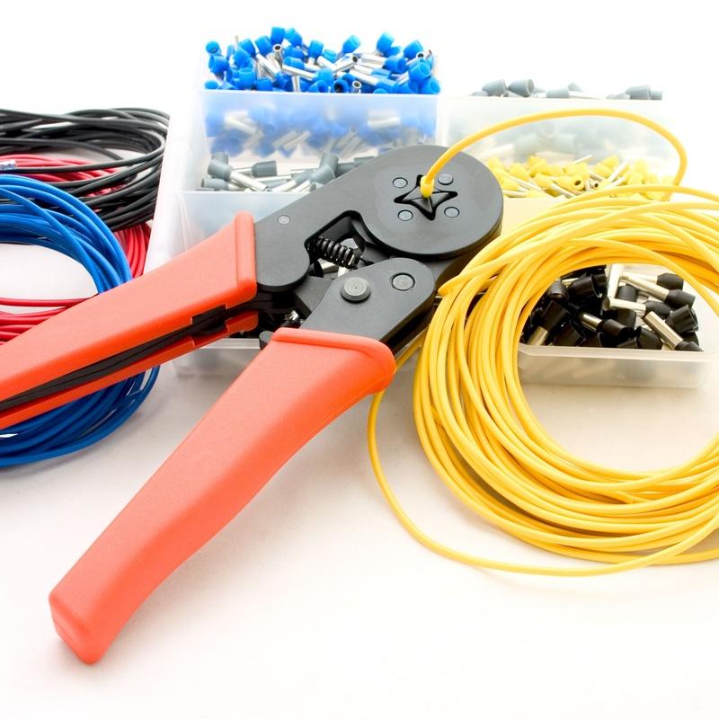 Material Eléctrico: Catálogo de Alegre Materiales para la Construcción
