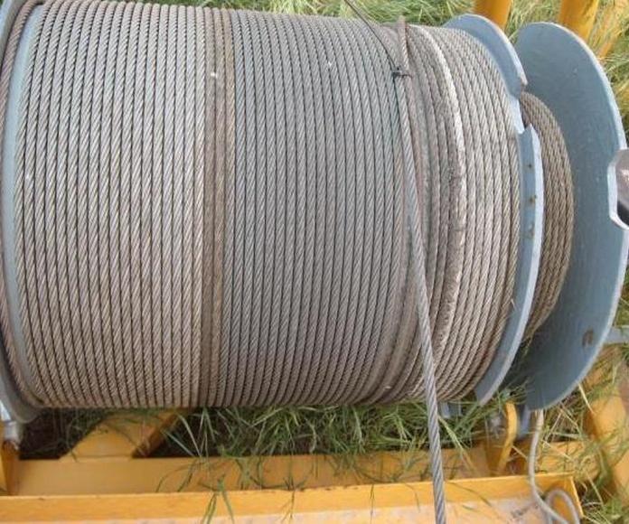 Grúas Torre, 280 EC-H: Productos y servicios de Grufinsa