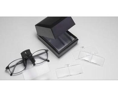 Conjunto de lentes intercambiables