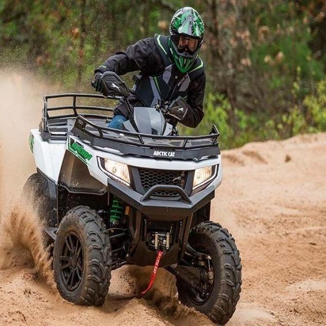 Consejos para limpiar un quad