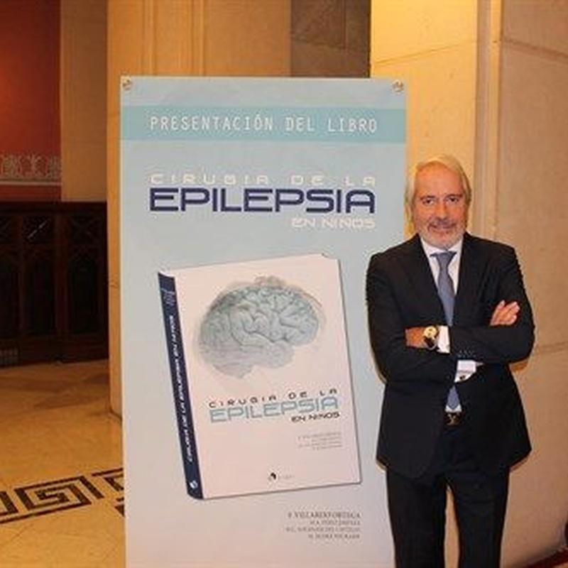Otros medios publicitarios: Especialidades y publicaciones de Doctor Villarejo
