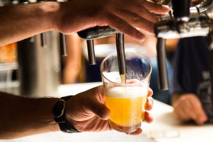 Cervezas: Platos de Bar-Restaurante Bongo Nancy