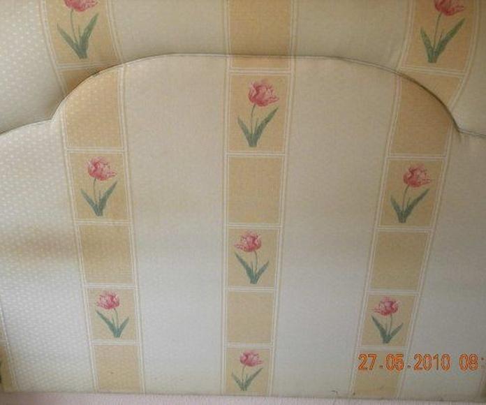 Moquetas y tapicerías: Limpiezas de Limpiezas J & J