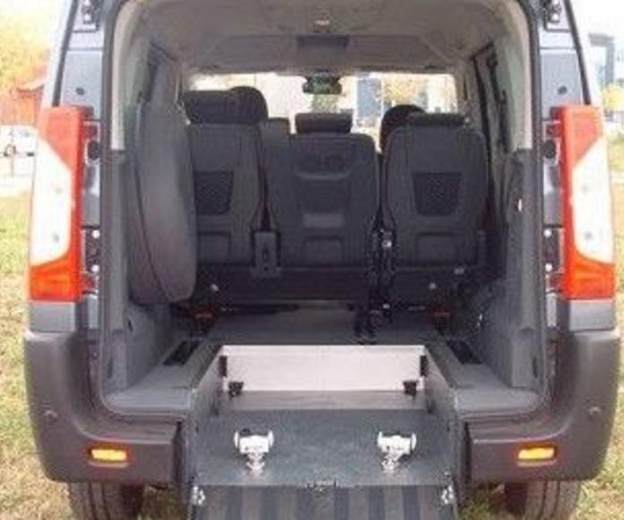 Vehículo rebajado: Servicios y productos de Cabal Automoción Bosch Car Service