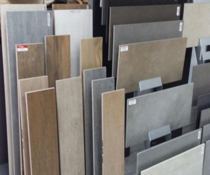 SUELOS: Productos y servicios de Ceramiques Rillo
