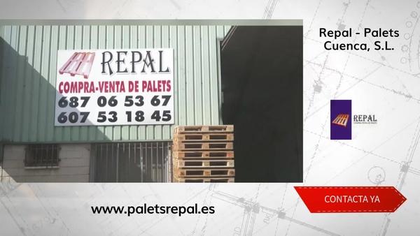 Comprar palets Madrid | Repal