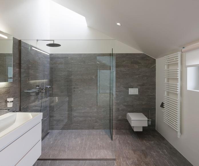 Cambio de bañera por plato de ducha: Servicios de Gaher's