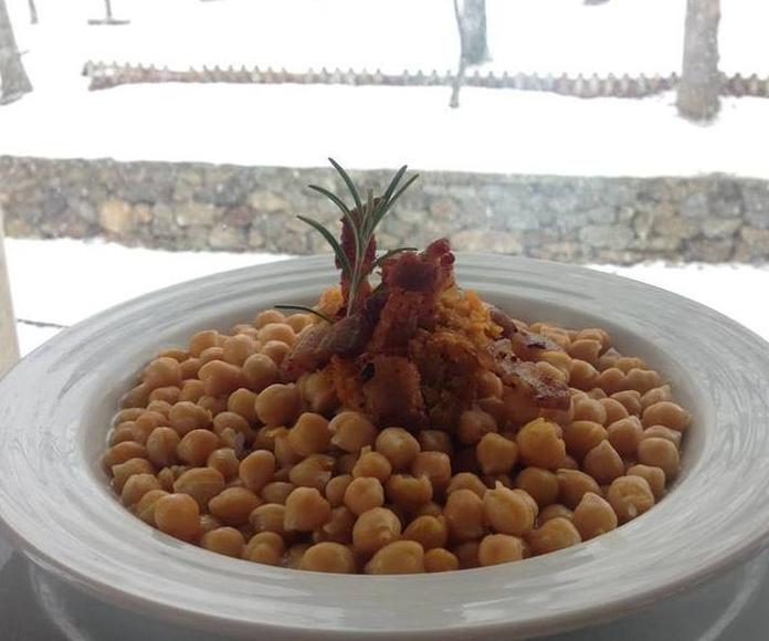 Donde comer en Bejar - La Corrobla - Bejar - Salamanca