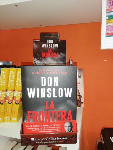 LA FRONTERA  de Don Winslow