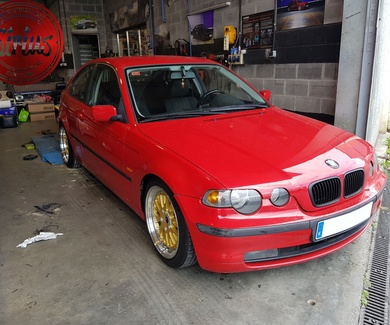 BMW E46 Compact - JR10