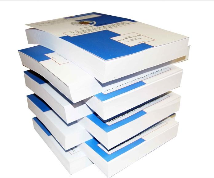 Reprografía  Integral : NUESTROS SERVICIOS de Lcs Reprograf