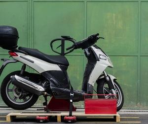 Transporte de motos puerta a puerta