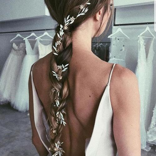 Peinados con melenas