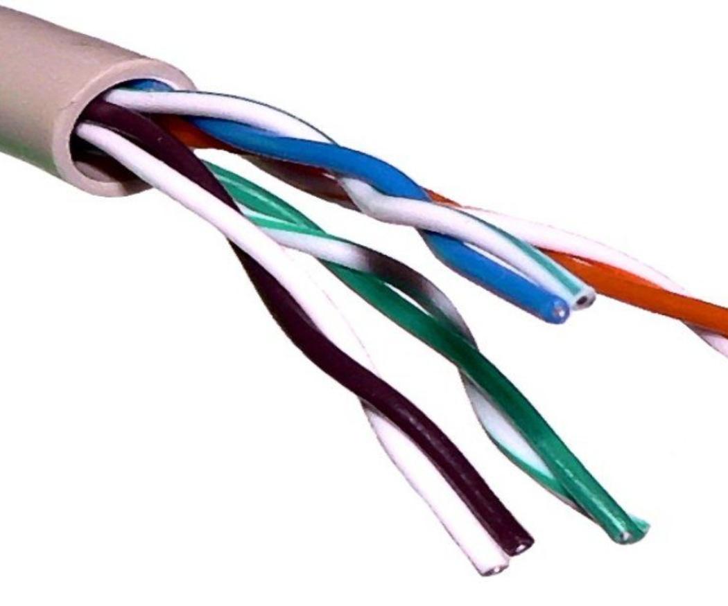 Qué es el cable UTP