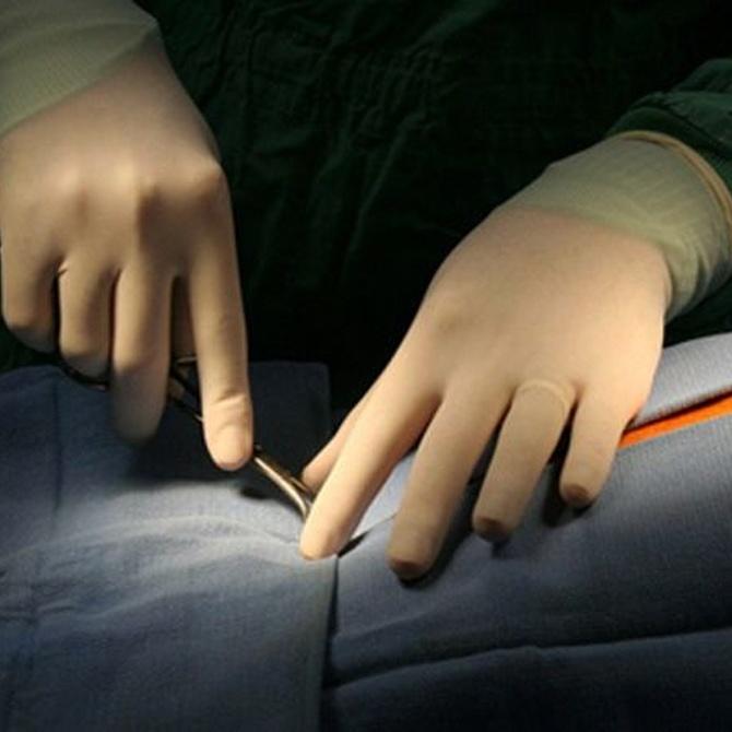 En qué consiste la cirugía percutánea