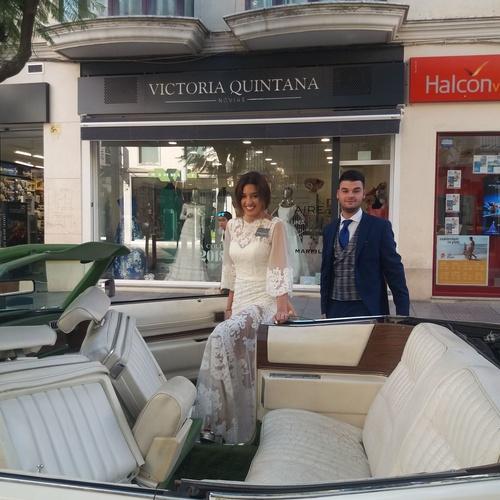 Bodas en Don Benito | Victoria Quintana Novias