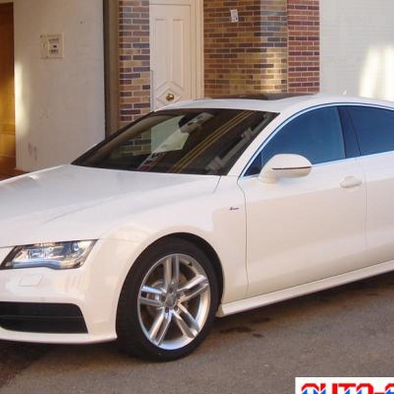 Audi A7 TDI: Nuestros coches de Auto Sport