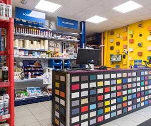 Muestrario de colores de pintura en Las Palmas de Gran Canaria