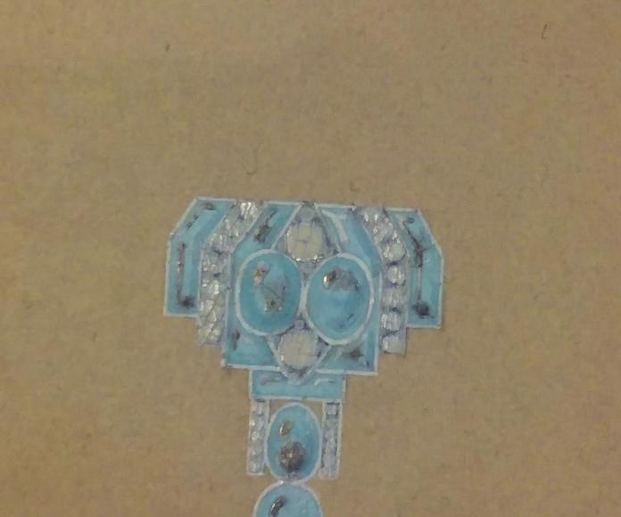 Diseños joyas art decó.