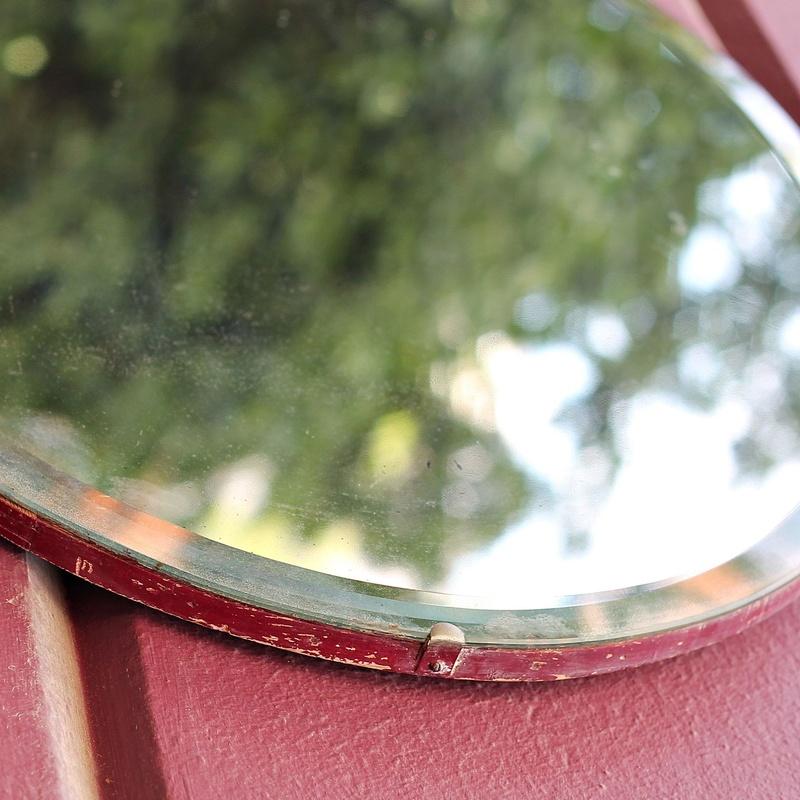 Espejo antiguo biselado :  de Ruzafa Vintage