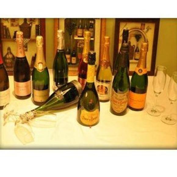 Champagne y cava : Carta  de El Rincón de la Abuela - Restaurante Marisquería