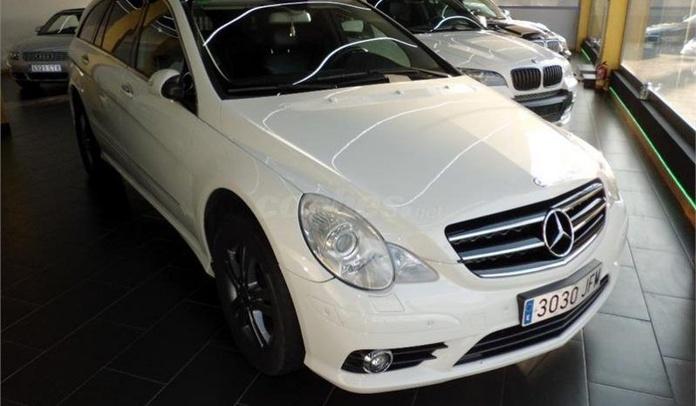 Mercedes -Benz Clase R R 320 CDI 4MATIC 5p.: Amplio stock de Quality Luxe Cars