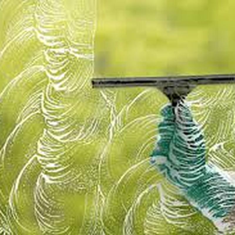 Limpieza de Cristales: Trabajos que realizamos de Limpiezas Supralimp