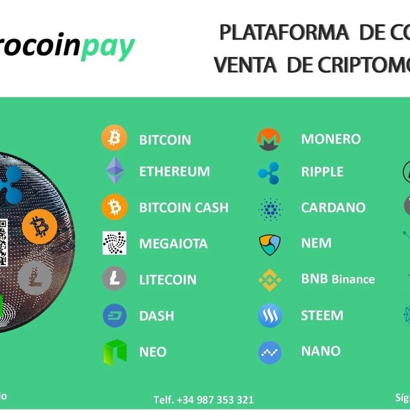 EurocoinBroker Exchange (EBK): Servicios de Eurocoinpay