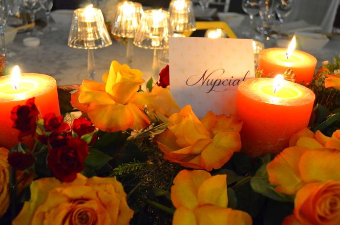 Arreglos florales para bodas en Murcia