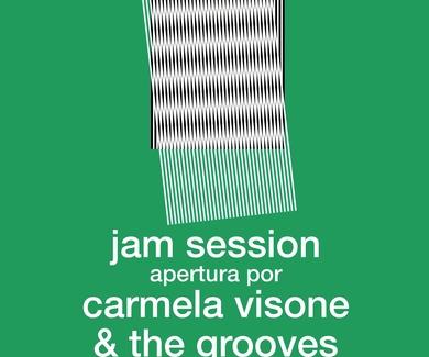 Cierre de temporada en Café Teatro Rayuela con Jam Session y Carmela Visone&The Grooves