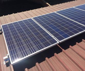 Instalaciones fotovoltaicas en Salamanca