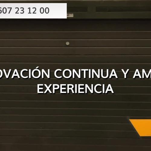 Puertas automáticas en Jaén | Automatismos Montidoor