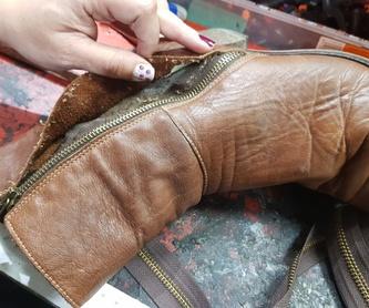 Reparación de bolsos o mochilas: Servicios de EL TALLER DEL MAESTRO