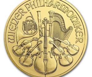 Moneda oro Filarmónica de Viena - 1 onza