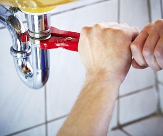 Solución para filtraciones y humedades: Servicios de Urola Iturgintza
