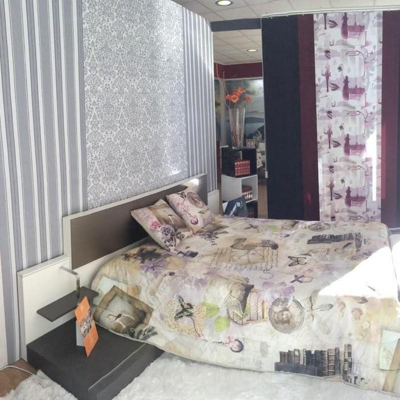 Venta de textil: Servicios de El Món de les Cortines