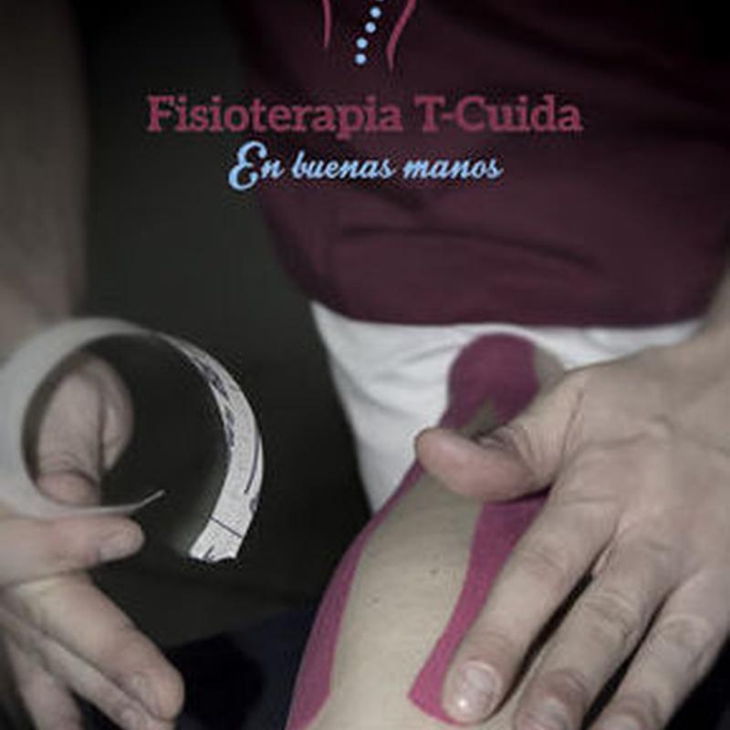 Centro de fisioterapia en El Ensanche de Vallecas.Fisio T-Cuida