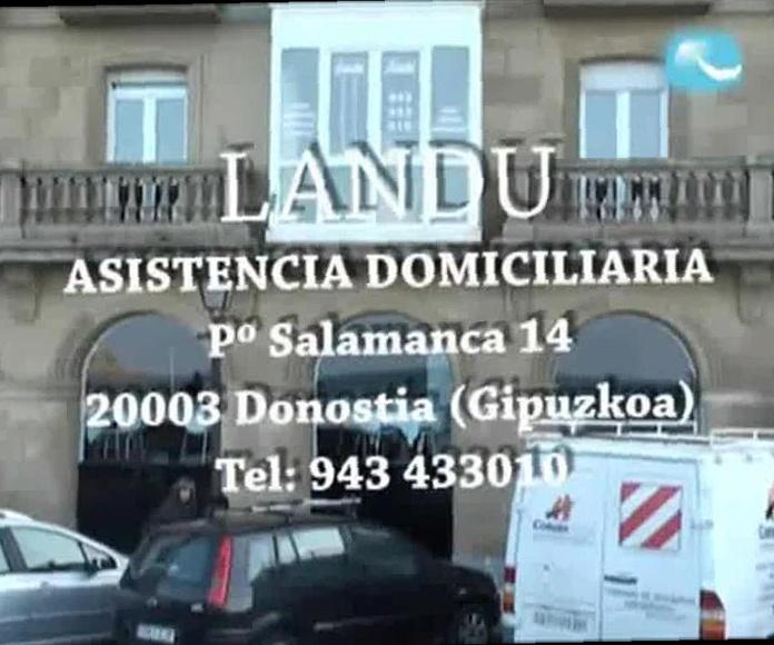 Servicio nocturnos: Servicios de Landu Asistencia Domiciliaria