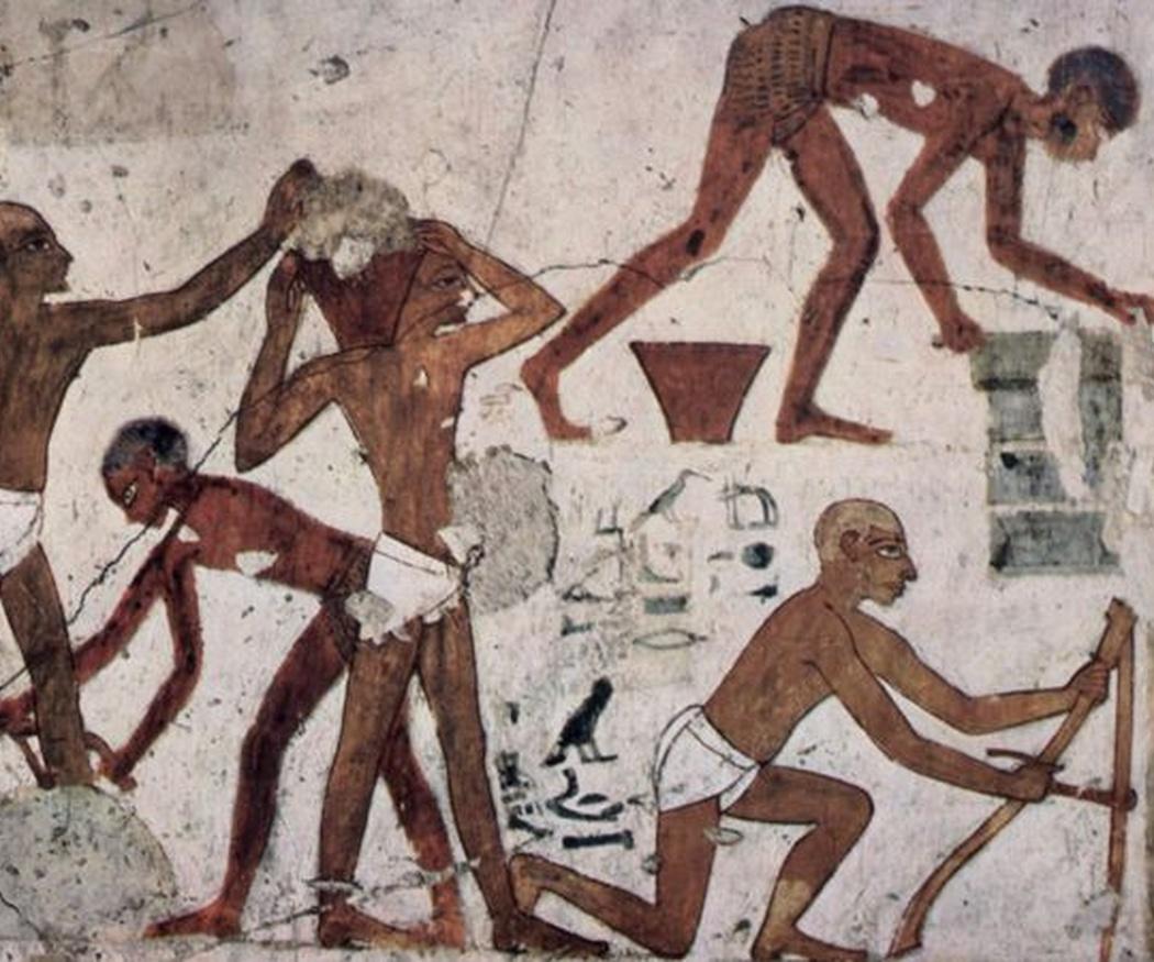 La historia del hormigón