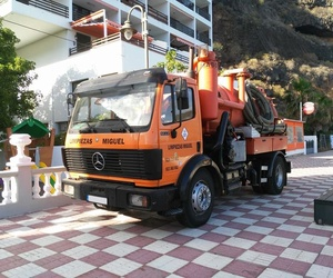 Desatascos 24 horas en Tenerife