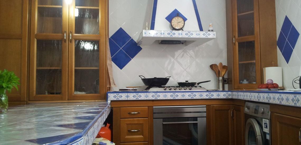 Carpintería a medida en Calatayud con muebles de cocina de madera