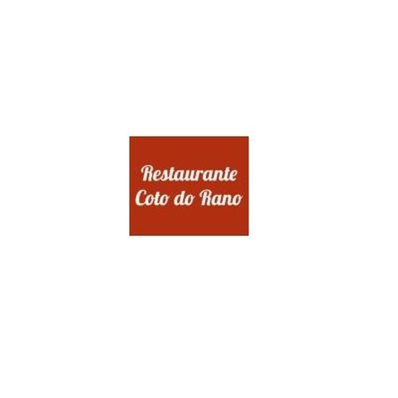 Lenguado da Ria: Nuestra Carta de Restaurante Coto do Rano