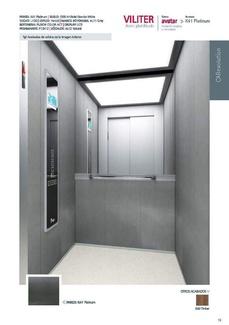 Nueva gama de ascensores Evolution