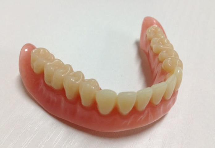 Prótesis dentales: Tratamientos de Clínica Dental Palamadent