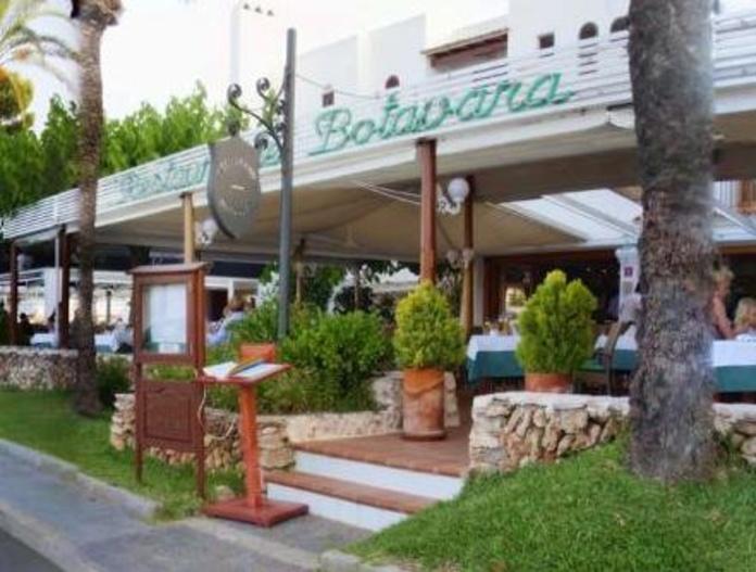 Restaurante Botavara en Cala d'Or.