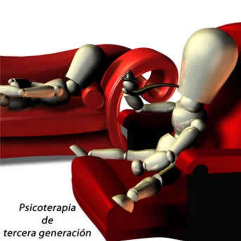 Psicoterapia de tercera generación: Productos y servicios de Psicologiza3 Gabinete de Psicología