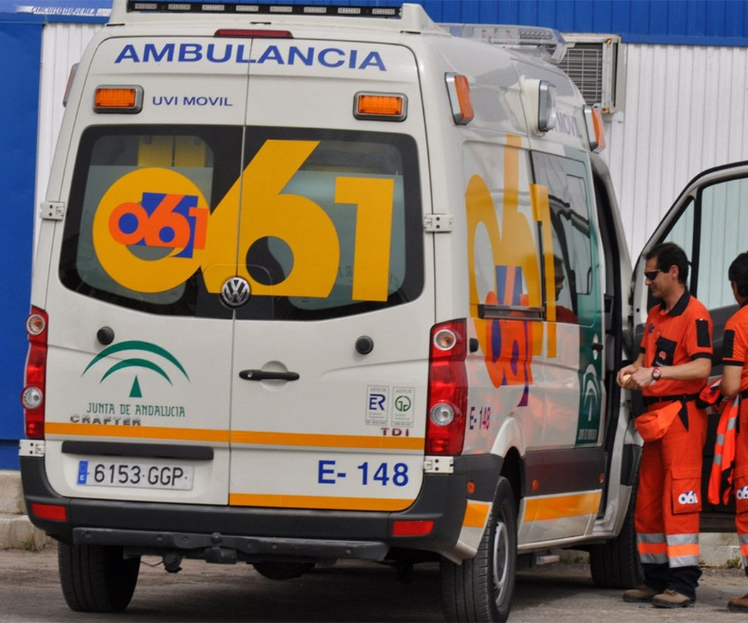 Ambulancias, transporte sanitario o UVI móvil