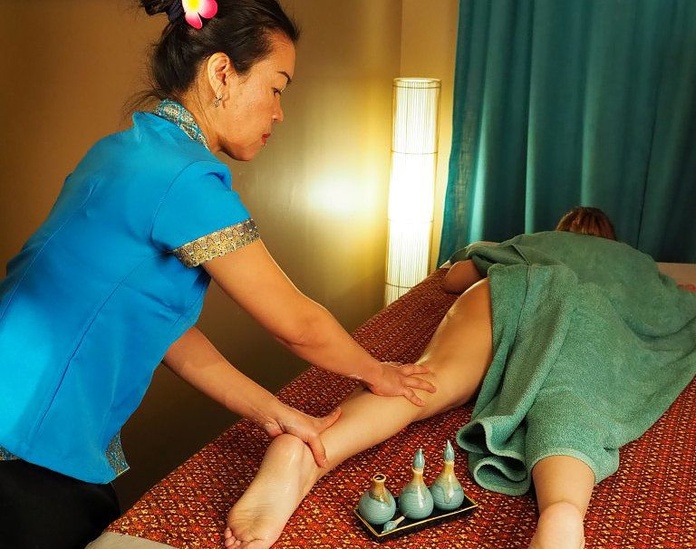 Ritual Hawaiano: Tratamientos de Andaman Thai Spa